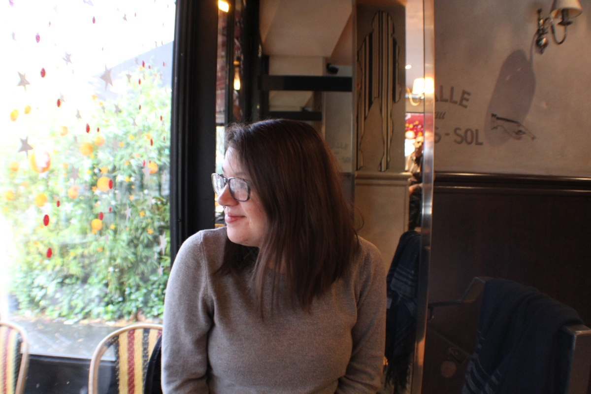 On love, aimlessness, and people-watching inParis